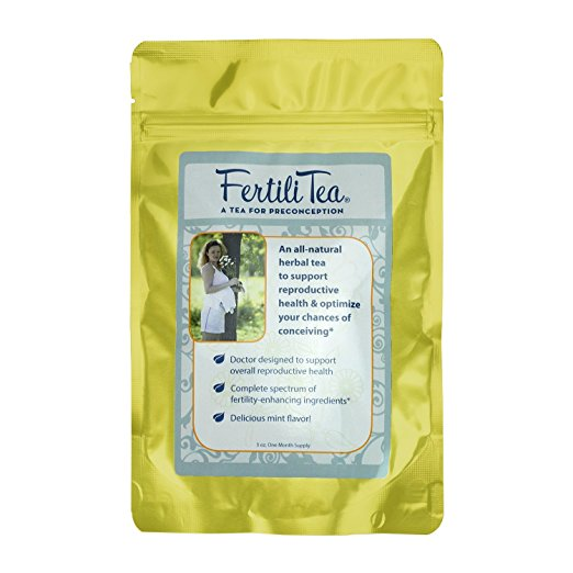 Fertilitea Review - Organic Fertility Tea